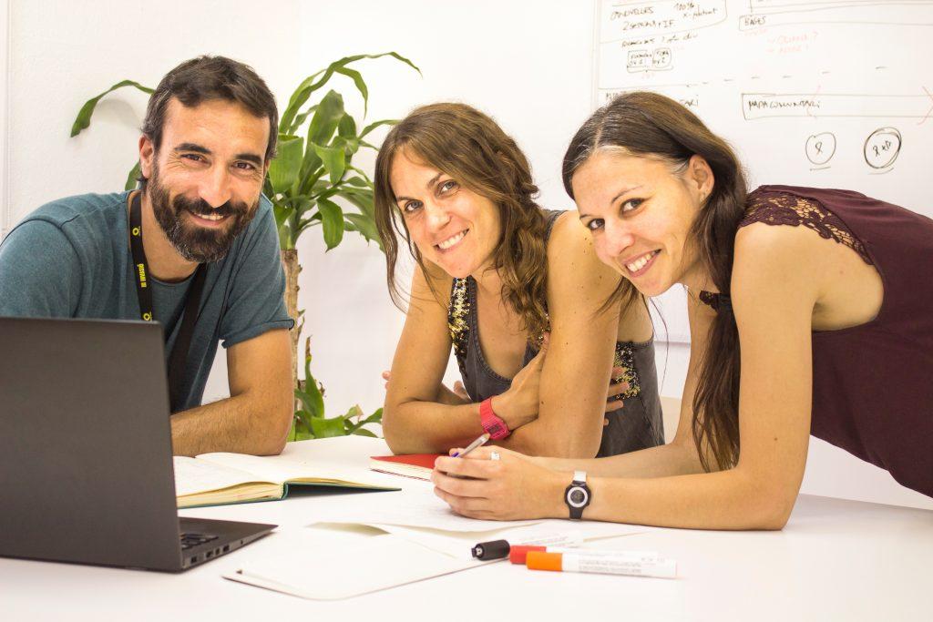 Equip de consultoria de la Fundació Marianao