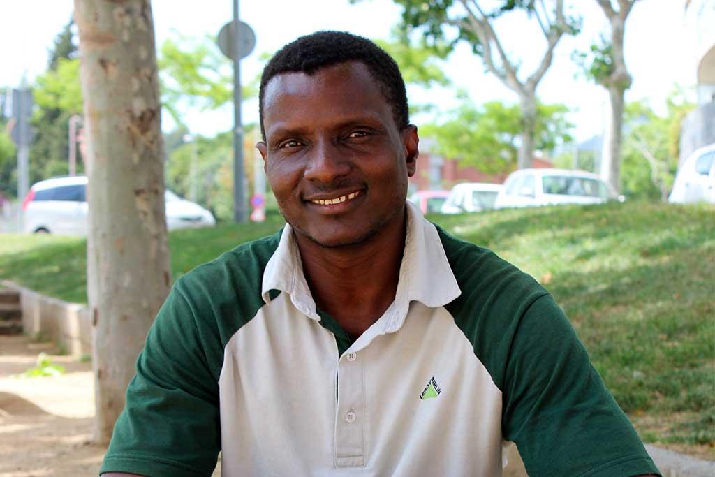 Persona que ha trobat feina gràcies al servei d'orientació laboral de la Fundació Marianao