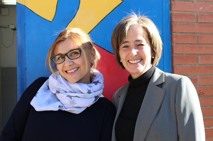 Juristes voluntàries de la Fundació Marianao