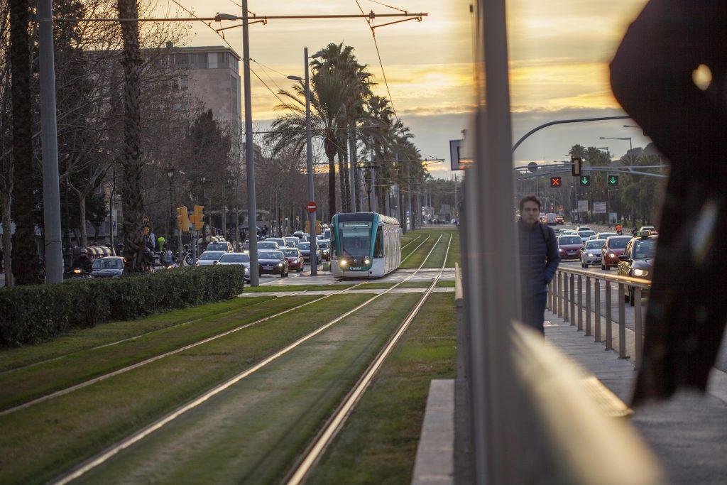 Tramvia de Barcelona