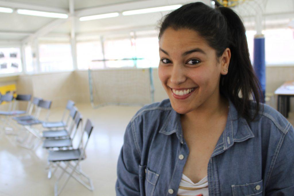 Noia jove a la Fundació Marianao